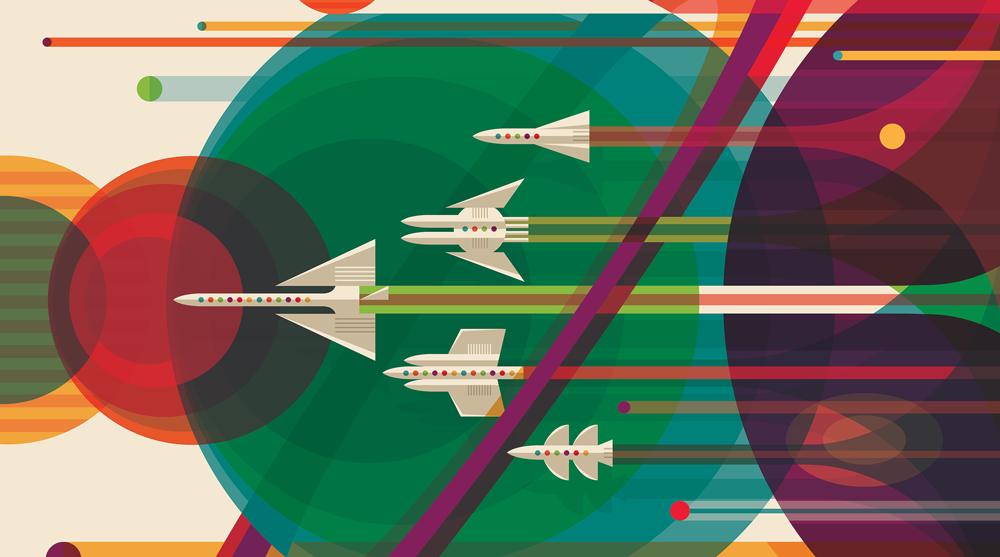 NASA JPL - Visions of The Future