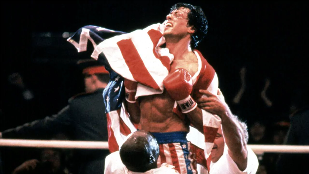 Stories are Important in Sports - Rocky Balboa